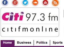 Citi FM's data team